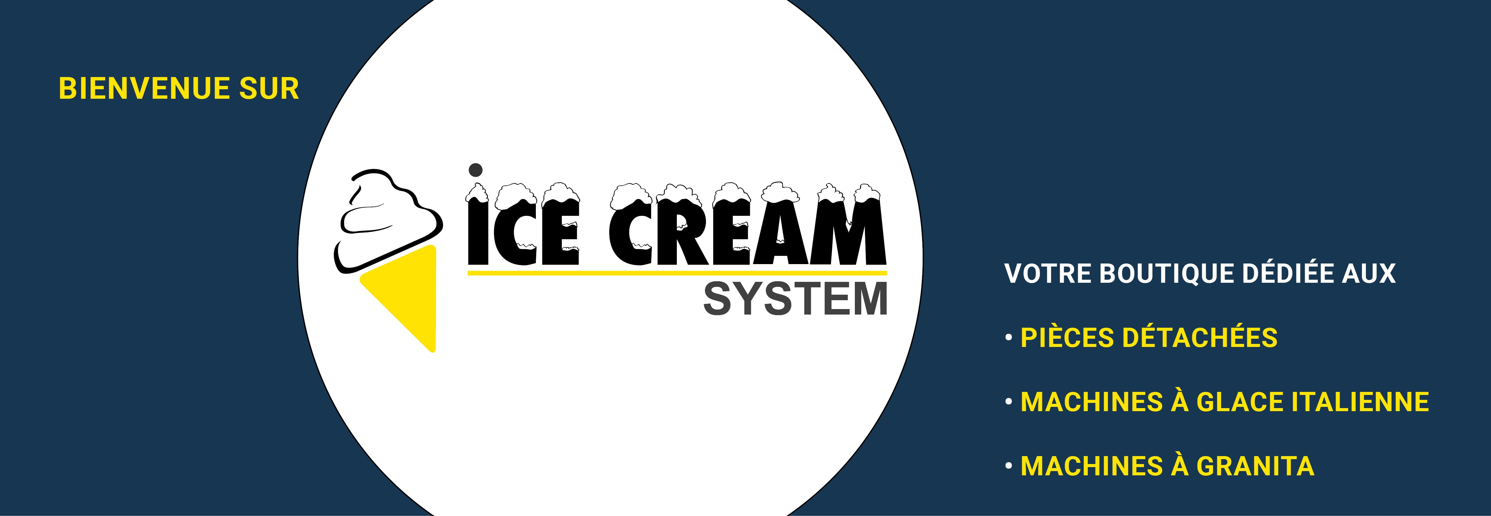 Bienvenue sur Ice Cream System